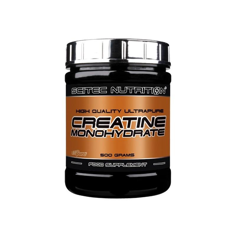 100% Creatine Monohydrate 500 gr