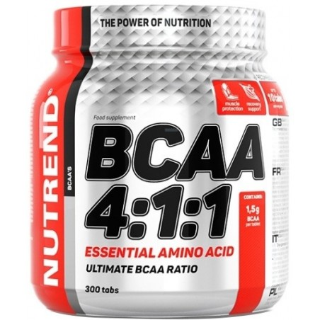 BCAA 4:1:1 - 300 tablettes
