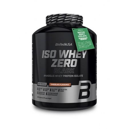 Iso Whey Zero Black, Chocolate - 2270g