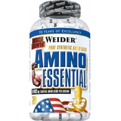 Amino Essential - 204 caps