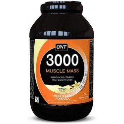 Muscle Mass 3000, Chocolate - 4500g