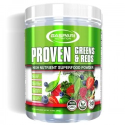 Proven Greens & Reds, Natural - 360g