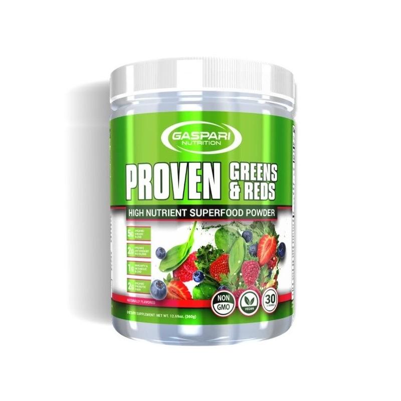 Proven Greens & Reds, Naturel - 360 gr