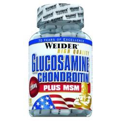 Glucosamine Chondrotin Plus MSM - 120 capsules