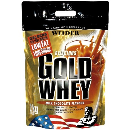 Gold Whey, Vanilla Fresh - 2000g