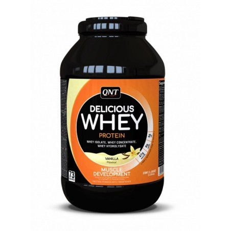 Delicious Whey Protein, Chocolate - 2200g
