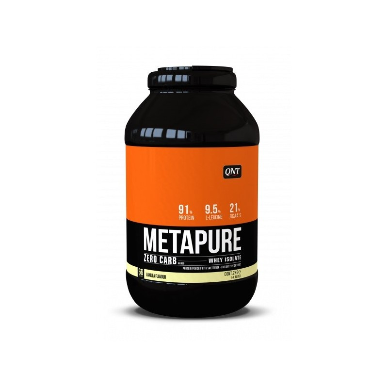Metapure Zero Carb, Banana - 2000g