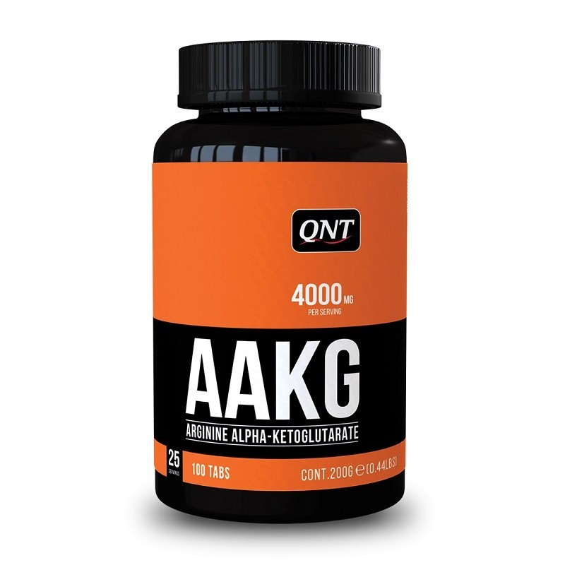 AAKG 4000 mg - 100 tablettes