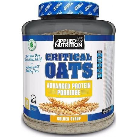 Critical Oats Protein Porridge - 3000 gr
