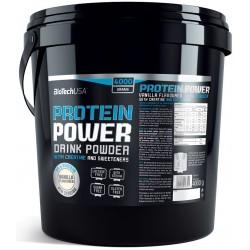 Protein Power, Chocolate - 4000g