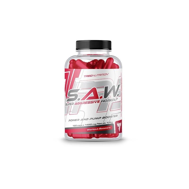 SAW 120 capsules Trec Nutrition