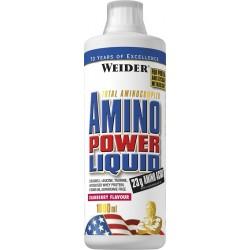 Amino Power Liquid, Cranberry - 1000 ml.