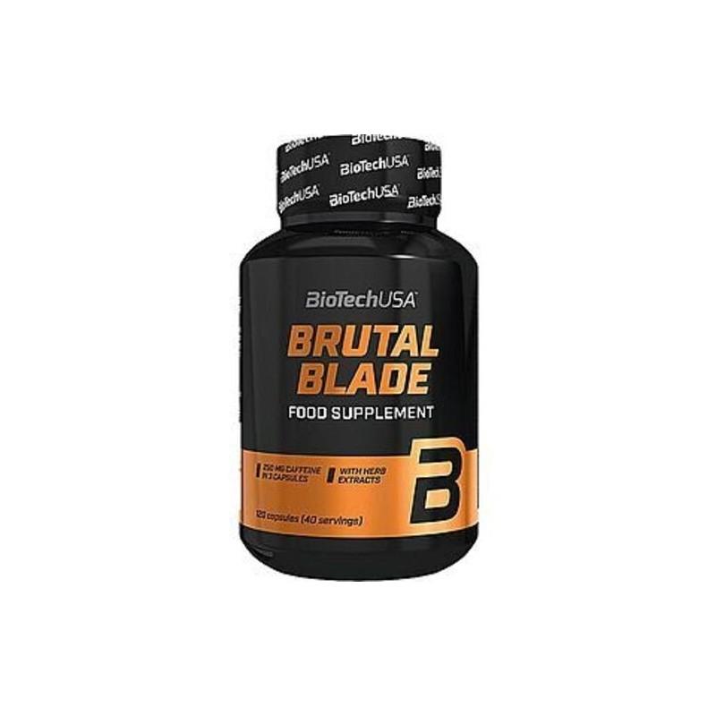 Brutal Blade - 120 caps