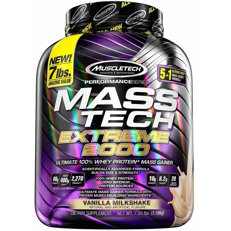 Mass-Tech Extreme 2000 - 3180 gr