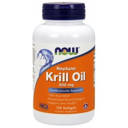 Neptune Krill Oil, 500mg - 120 softgels