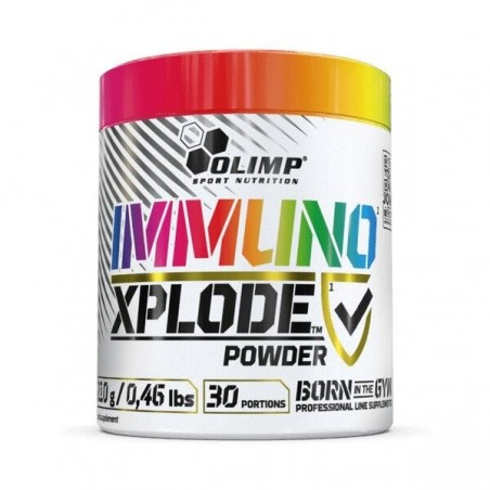 Immuno Xplode Powder, Citrus Lemonade - 210g