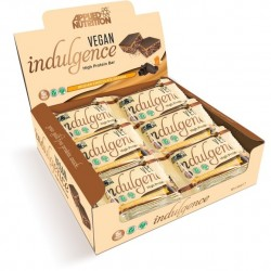 Vegan Indulgence Bar, Belgian Chocolate Caramel - 12 x 50g