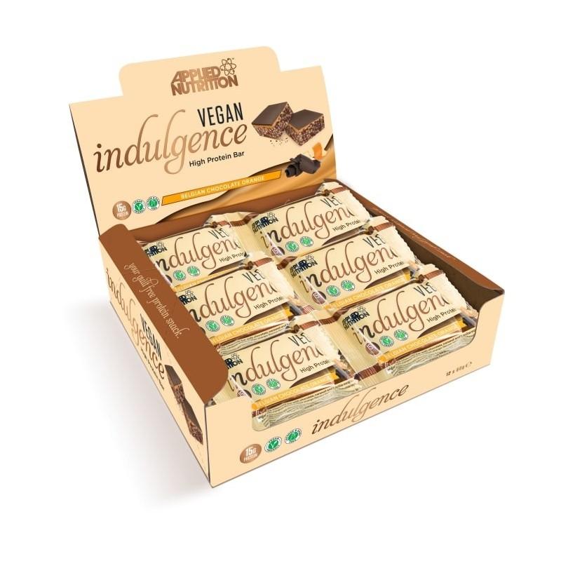 Vegan Indulgence Bar - 12 barres de 50g