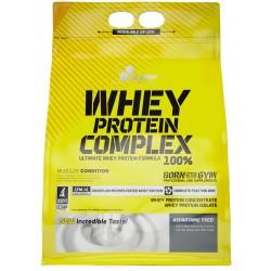 Whey Protein Complex 100%, Salted Caramel - 2270g