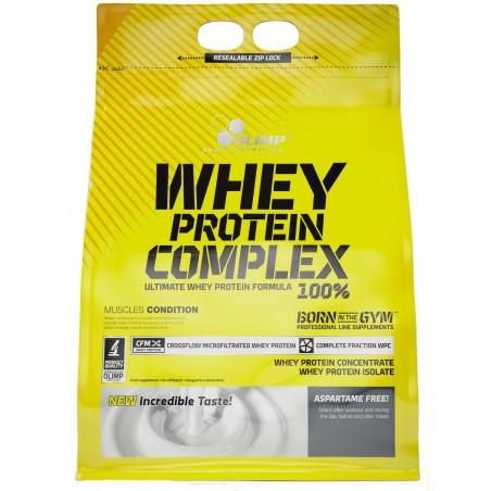 Whey Protein Complex 100% - 2270 gr