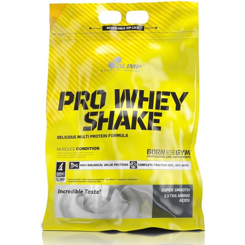 Pro Whey Shake - 2270 gr