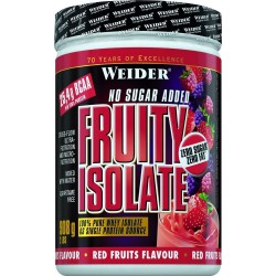 Fruity Isolate, Red Fruits - 908g
