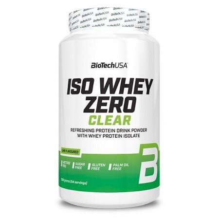 Iso Whey Zero Clear - 1362 gr