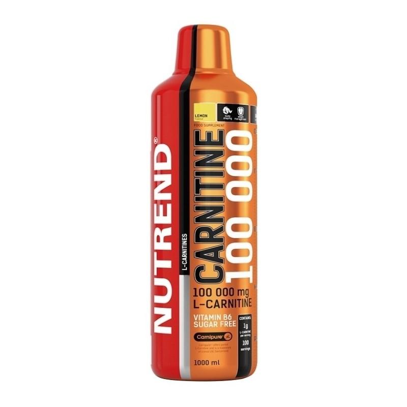 Carnitine 100 000, Lemon - 1000 ml.