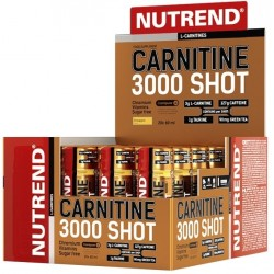 Carnitine 3000 Shot, Orange - 20 x 60 ml.