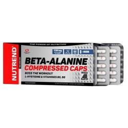 Beta-Alanine Compressed Caps - 90 caps
