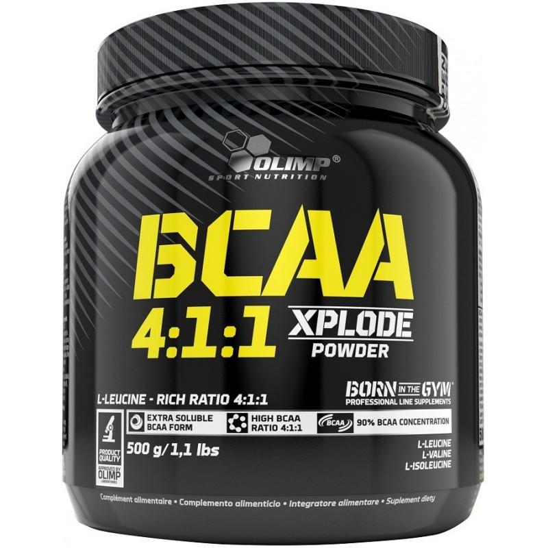 BCAA 4:1:1 Xplode - 500 gr