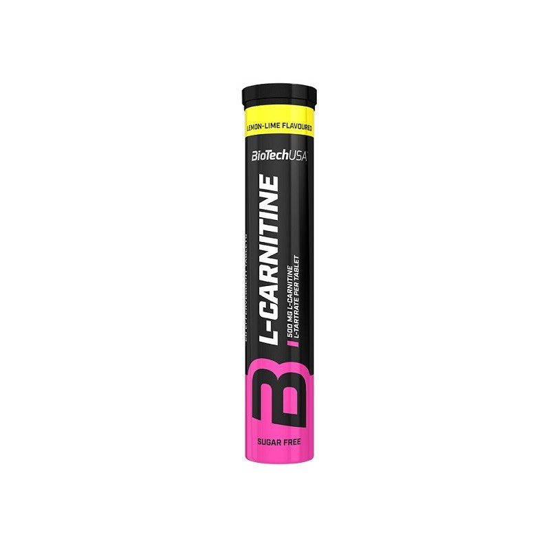 L-CARNITINE EFFERVESCENTE 20 comprimés