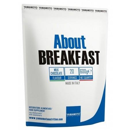 About Breakfast, Milk Chocolate - 600g