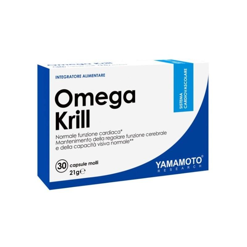 Omega Krill - 30 softgels