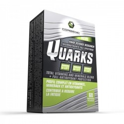 Quarks Total Vitamins and Minerals Blend - 60 coated tabs