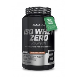 Iso Whey Zero Black, Chocolate - 2270g