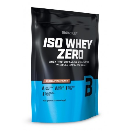 Iso Whey Zero 500 gr Biotech