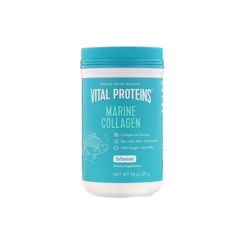 Marine Collagen, parfum neutre - 221 gr