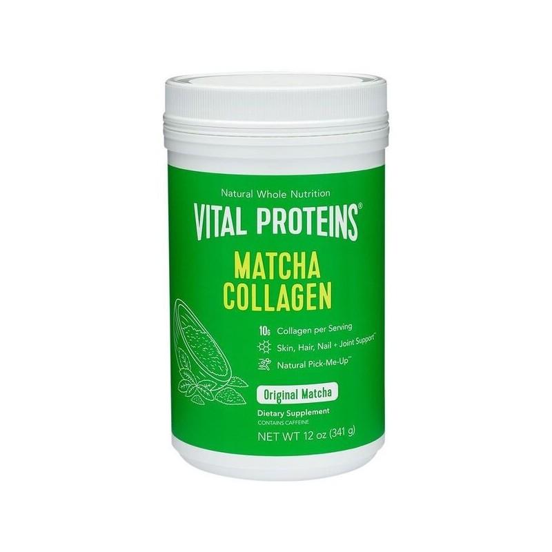 Matcha Collagen - 341 gr