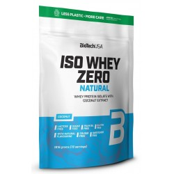 Iso Whey Zero Natural, Coconut - 1816g