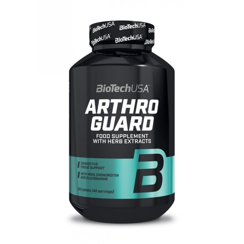 Arthro Guard Biotech 120 capsules pour protéger les articulations