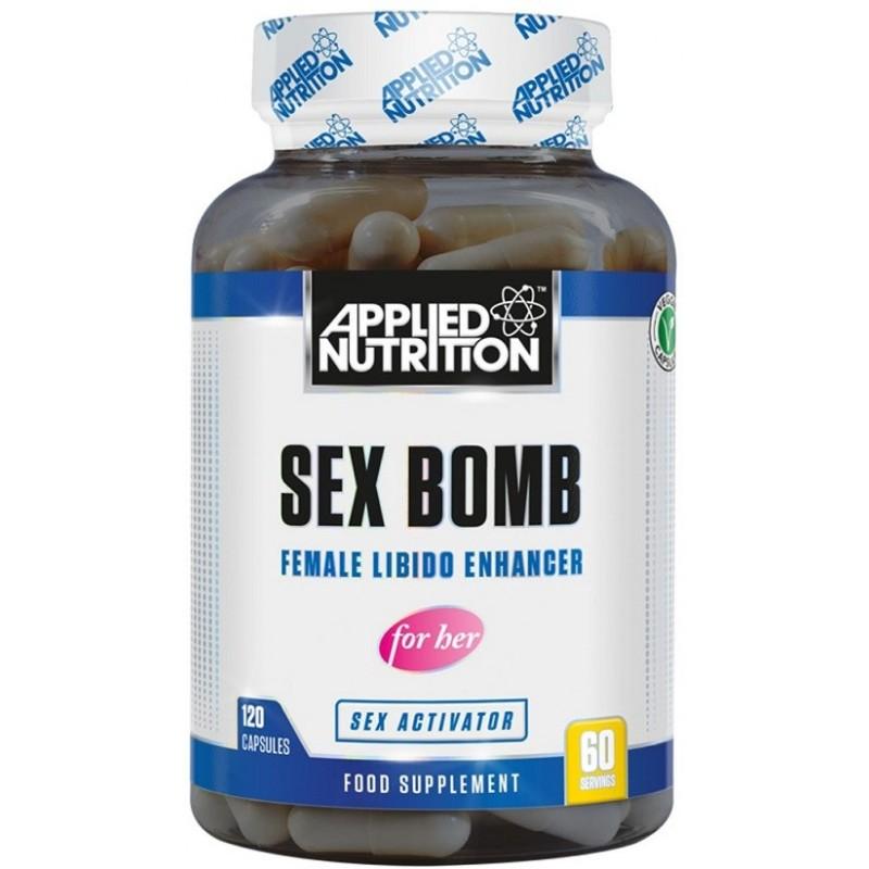 Sex Bomb pour ELLE - 120 caps