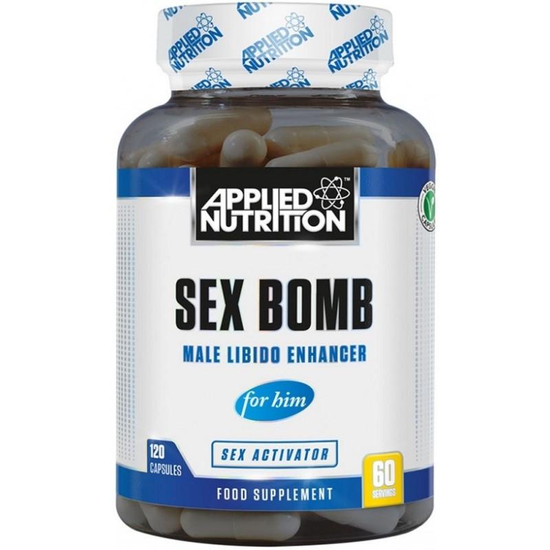 Sex Bomb For Him - 120 caps