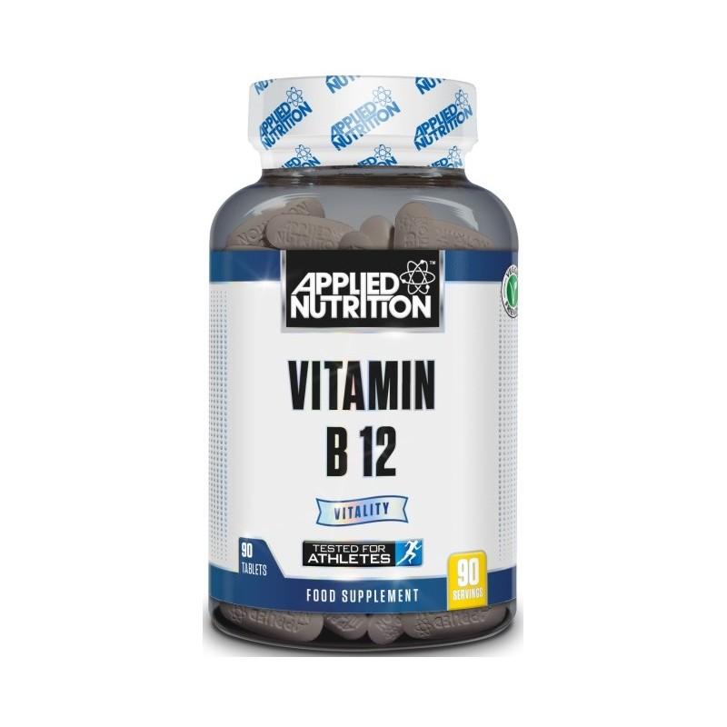 Vitamine B12 - 90 tablettes