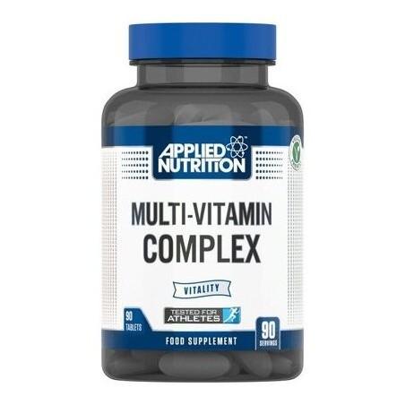 Multi-Vitamin Complex - 90 tablettes