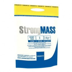StrongMASS, Gourmet Chocolate - 2400g