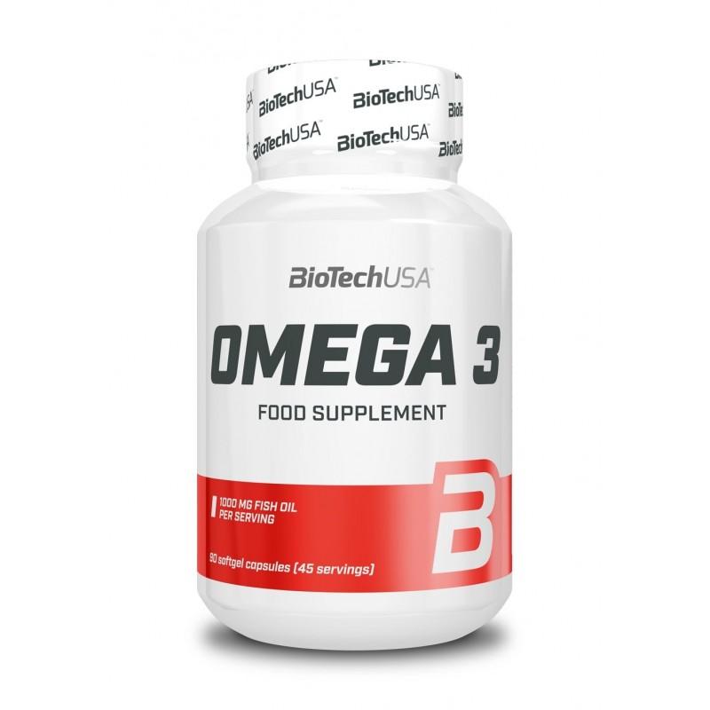 Omega 3 Biotech 90 capsules