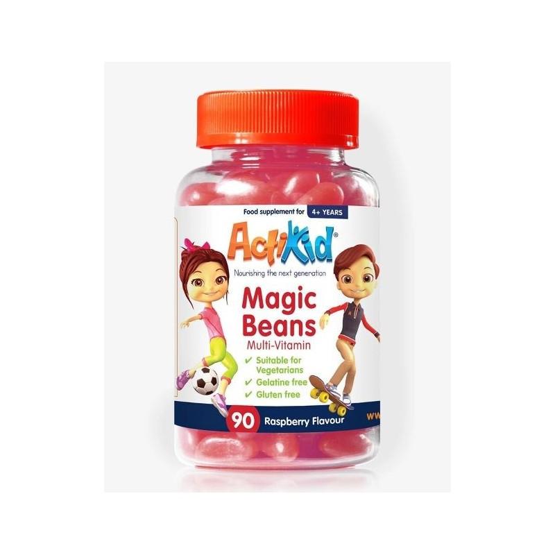 Multi-Vitamines enfant Magic Beans - 90 gommes à mâcher