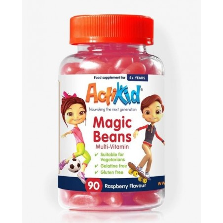 Multi-Vitamines enfant Magic Beans - 90 gommes à mâcher