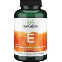 Vitamin E, 400 IU - 250 softgel